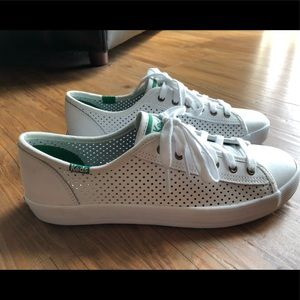 Brand new KEDs perforated sneakers